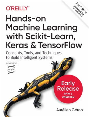 best books to learn python Hands-On Machine Learning with Scikit-Learn