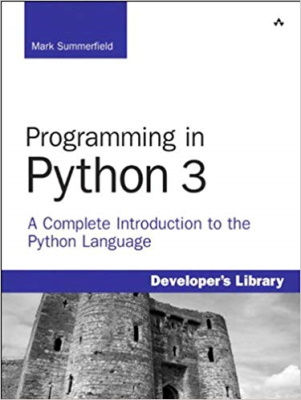 best books to learn python - Programming in Python 3