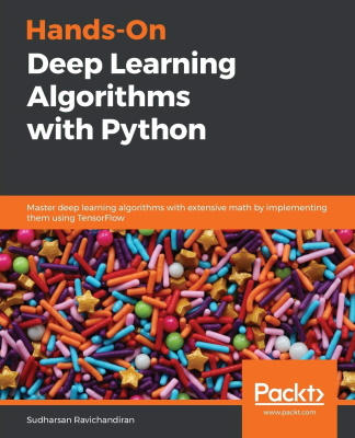 best books to learn python for experts - Hands-On Deep Learning Algorithms with Python
