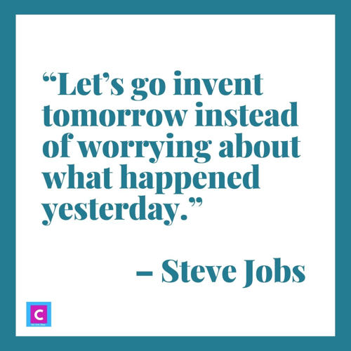 best quotes on technology - invent tomorrow instead of worrying