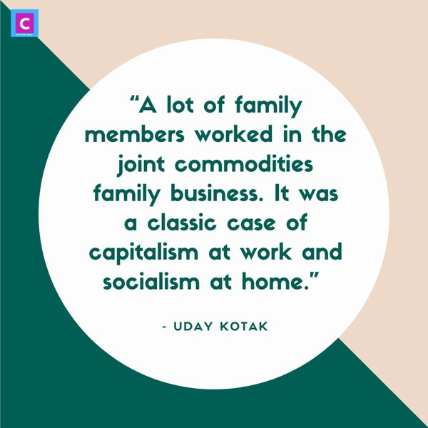 best family business quotes - family members worked in commodities