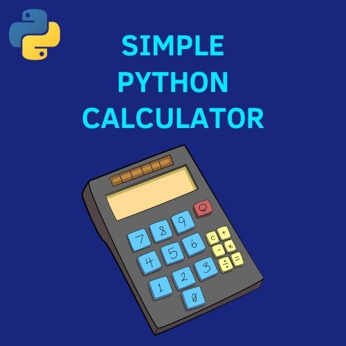 how to make a simple python calculator using functions