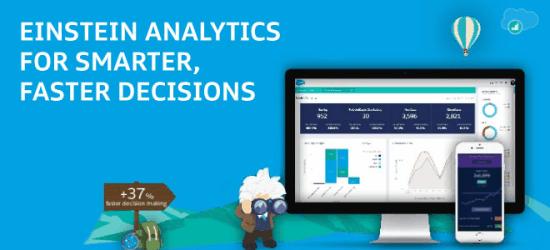 einstein analytics for smarter decisions