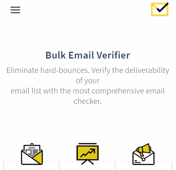 bulk email verifier - find that email