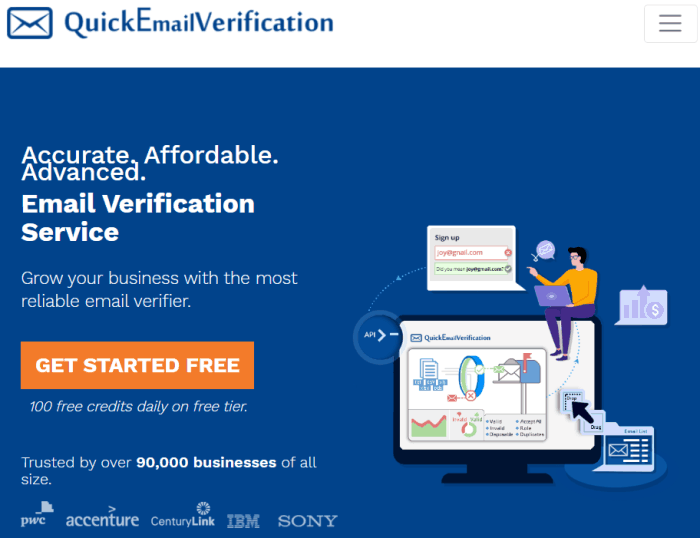 free bulk email verification tools - quickemailverification