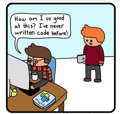 hilarious python jokes 31 - good at programming
