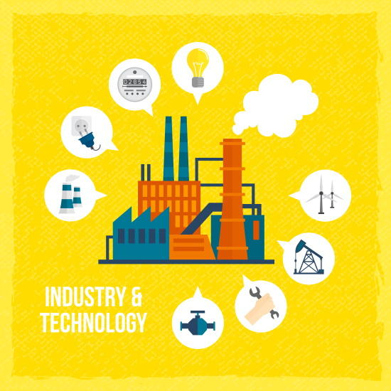 industries and technology