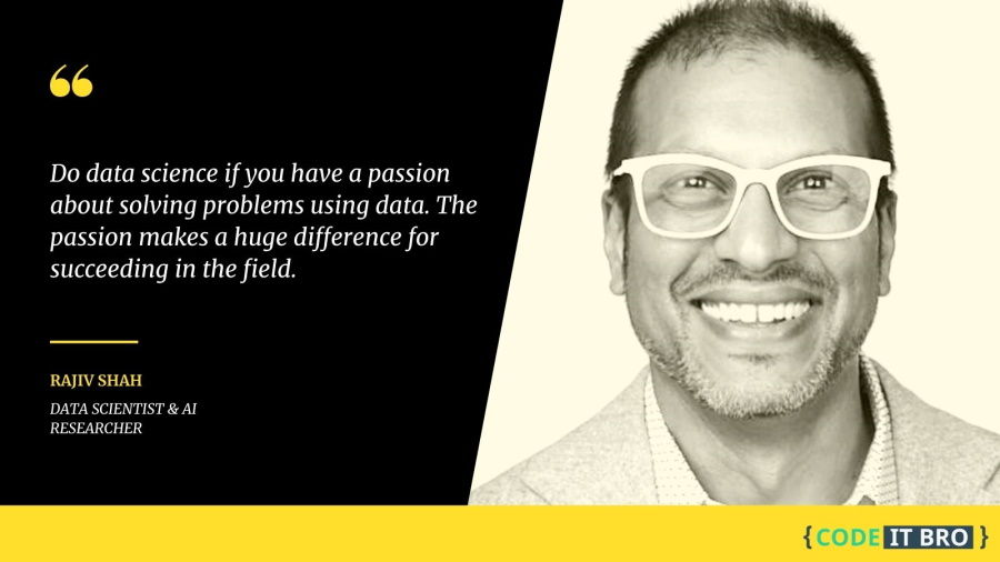 expert advice from data scientist