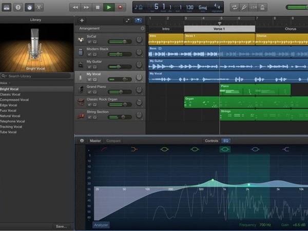 garageband - dubstep software for mac