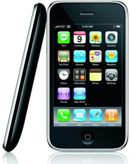 iphone 3g - list of iphones