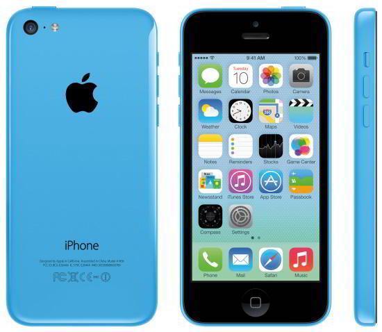 iphone 5c - list of iphones