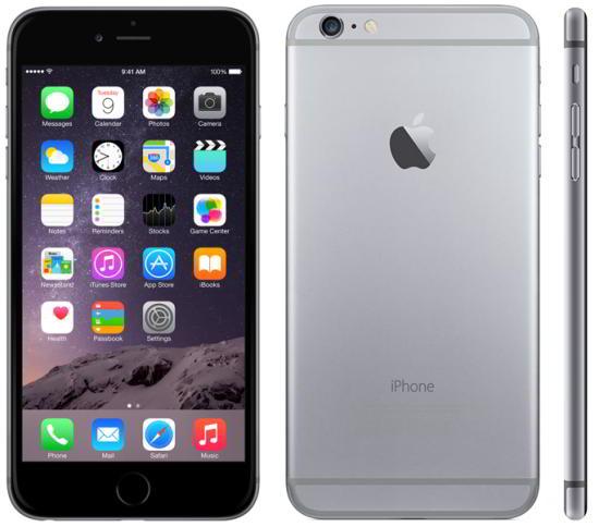 iphone 6 plus - list of iphones